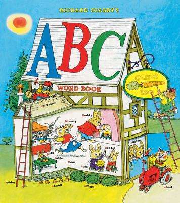 Richard Scarry's ABC Word Book - Scarry, Richard