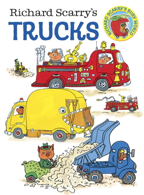 Richard Scarry's Trucks - Scarry, Richard