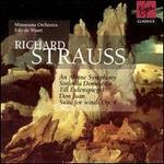 Richard Strauss: An Alpine Symphony; Sinfonia Domestica; Till Eulenspiegel; Don Juan; Suite for Winds, Op. 4