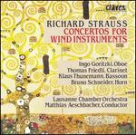 Richard Strauss: Concertos for Wind Instruments