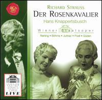 Richard Strauss: Der Rosenkavalier - Adolf Vogel (vocals); Alfred Poell (vocals); Elfriede Hofstetter (vocals); Erich Majkut (vocals); Fritz Sperlbauer (vocals);...