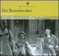 Richard Strauss: Der Rosenkavalier - Angee Jenkins (soprano); Anna Reynolds (mezzo-soprano); David Hughes (tenor); Edith Mathis (soprano); John Andrews (tenor);...