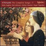 Richard Strauss: The Complete Songs, Vol. 7