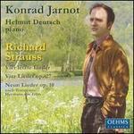 Richard Strauss: Vier letzte Lieder; Vier Lieder, Op. 27; Neun Lieder, Op. 10