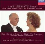 Richard Strauss: Vier letzte Lieder