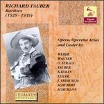 Richard Tauber rarities (1929-1939)