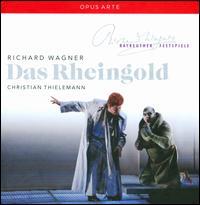 Richard Wagner: Das Rheingold - Albert Dohmen (vocals); Andrew Shore (vocals); Arnold Bezuyen (vocals); Christa Mayer (vocals); Clemens Bieber (vocals);...