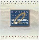 Richard Wagner: Der Ring des Nibelungen [Bayreuth 1953] - Astrid Varnay (vocals); Bruni Falcon (vocals); Brünnhild Friedland (vocals); Erica Schubert (vocals); Erich Witte (vocals);...
