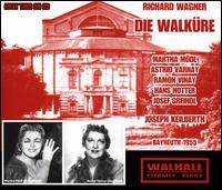 Richard Wagner: Die Walküre (Bayreuth, 1955) - Astrid Varnay (vocals); Georgine von Milinkovic (vocals); Hans Hotter (vocals); Josef Greindl (vocals); Martha Mödl (vocals);...