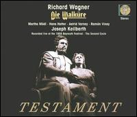 Richard Wagner: Die Walküre [Second Cycle of 1955] - Astrid Varnay (vocals); Dietrich Fischer-Dieskau (vocals); Elisabeth Schartel (vocals); Georgine von Milinkovic (vocals);...