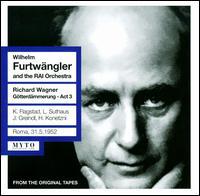Richard Wagner: Götterdämmerung - Act 3 - Elisabeth Lindermeier (vocals); Hilde Konetzni (vocals); Josef Greindl (vocals); Josef Hermann (vocals); Julia Moor (vocals);...