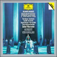 Richard Wagner: Parsifal - Anne Gjevang (vocals); Audrey Michael (vocals); Barbara Hendricks (soprano); Claes-Håkan Ahnsjo (tenor);...
