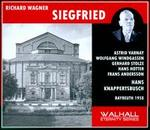 Richard Wagner: Siegfried (Bayreuth, 1958)