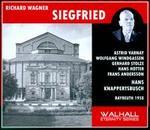 Richard Wagner: Siegfried (Bayreuth, 1958)