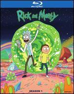 Rick and Morty: Season 01