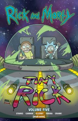 Rick and Morty, Volume 5 - Starks, Kyle