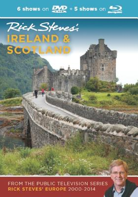 Rick Steves' Ireland & Scotland DVD & Blu-Ray 2000-2014 - Steves, Rick