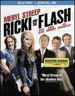 Ricki and the Flash [Includes Digital Copy] [Blu-ray]