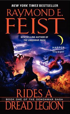 Rides a Dread Legion - Feist, Raymond E