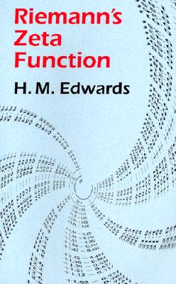 Riemann's Zeta Function - Edwards, H M