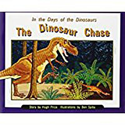 Rigby PM Collection: Individual Student Edition Orange (Levels 15-16) in the Days of Dinosaurs: The Dinosaur Chase - Price, Hugh