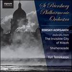Rimsky-Korsakov: Excerpts from The Invisible City of Kitezh; Sheherazade