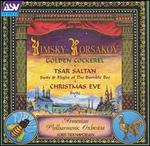 Rimsky-Korsakov: Golden Cockerel Suite; Tsar Saltan Suite; Chrismas Eve Suite