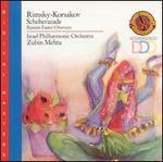 Rimsky-Korsakov: Scheherazade; Russian Easter Overture