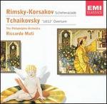 Rimsky-Korsakov: Scheherazade; Tchaikovsky: '1812' Overture