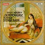 Rimsky-Korsakov:Scheherzade, Symphonic Suite, Op.35/Stenka Razin, Symphonic Poem, Op.13