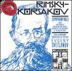 Rimsky-Korsakov: Symphony No. 3; Sadko; Overtures