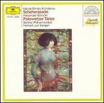 Rimsky-Korsakow: Scheherazade; Borodin: Polowetzer T�nze - Michel Schwalb� (violin); Berlin Philharmonic Orchestra; Herbert von Karajan (conductor)