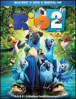 Rio 2 [Blu-ray/DVD]