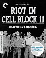 Riot in Cell Block 11 [Criterion Collection] [2 Discs] [Blu-ray/DVD]