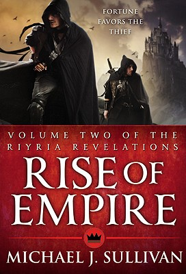 Rise of Empire - Sullivan, Michael J