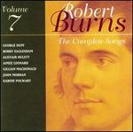 Robert Burns: The Complete Songs, Vol. 7