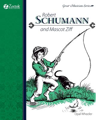 Robert Schumann and Mascot Ziff - Wheeler, Opal