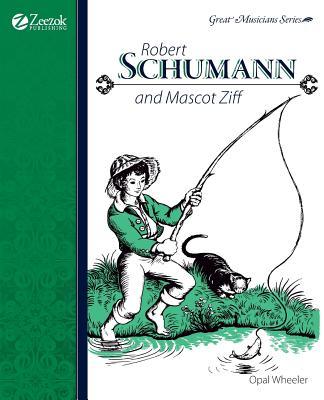 Robert Schumann and Mascot Ziff - Wheeler, Opal