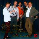 Robert Stark/W.A. Mozart: Quintets, Serenade, Dances for Clarinet Quartet and Quintet