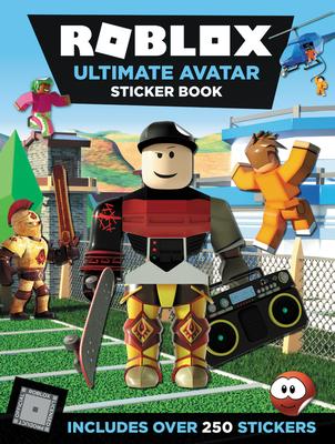 Roblox Ultimate Avatar Sticker Book - Official Roblox Books (Harpercollins)