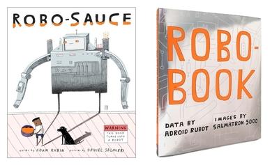 Robo-Sauce - Rubin, Adam