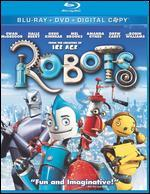 Robots [2 Discs] [Includes Digital Copy] [Blu-ray/DVD]