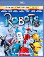 Robots [Blu-ray] - Chris Wedge