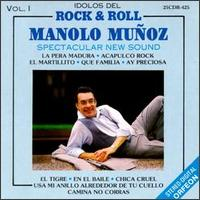 Rock Con Manolo Munoz, Vol. 1 - Manolo Munoz