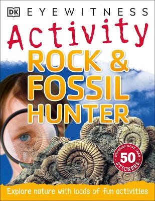 Rock & Fossil Hunter - Morgan, Ben
