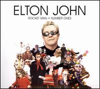 Rocket Man: Number Ones - Elton John