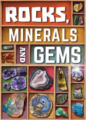 Rocks, Minerals and Gems - Farndon, John