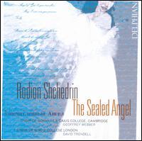 Rodion Shchedrin: The Sealed Angel - Benedict Hymas (tenor); Clare Wills (oboe); Emma Walshe (soprano); Fiona Mackay (alto); Marie Macklin (soprano);...