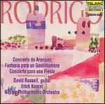 Rodrigo: Concierto de Aranjuez; Fantasía para un Gentilhombre; Concierto para una Fiesta