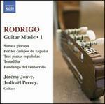 Rodrigo: Guitar Music, Vol. 1
